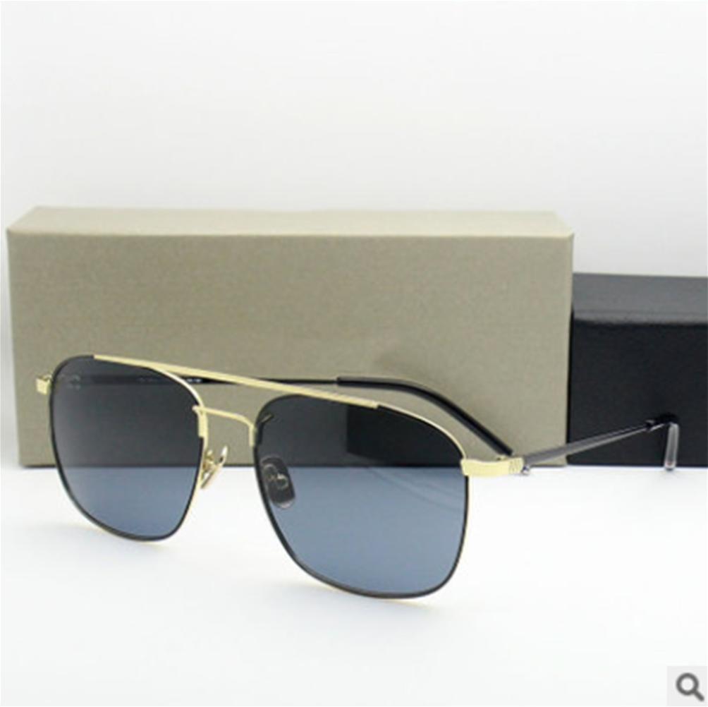 ZH DD Ultra-Light Polar Mirror Herren Sonnenbrille Metall Sonnenbrille Sonnenbrille, A,A