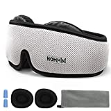 Silk Eye Sleep Mask 3D Breathable Memory Foam Contours Modular Eye Mask