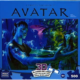 Avatar: All Life Is Connected 500 Piece Puzzle by 20th Century Fox