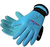 Dive & Sail 3mm Kinder Neopren griffsicheres Neoprenanzug Handschuhe für Surf Schnorcheln Tauchen...