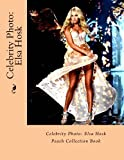 Celebrity Photo: Elsa Hosk: Peach Collection Book