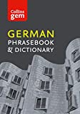 Collins German Phrasebook and Dictionary Gem Edition: Essential phrases and words (Collins Gem) (German Edition)
