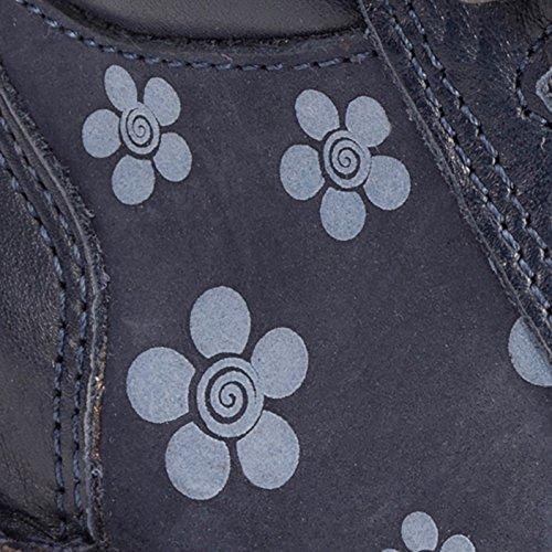 Piedro Concepts pour enfant Chaussures orthopédiques–Modèle R23005 noir foncé