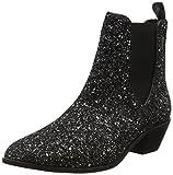 Pepe Jeans Damen Dina Party Chelsea Boots, Grau (952Chrome), 40 EU