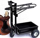pferdle.shop Sattelwagen mit D-Griff - KoniFlex