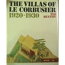 Villas of Le Corbusier, 1920-30
