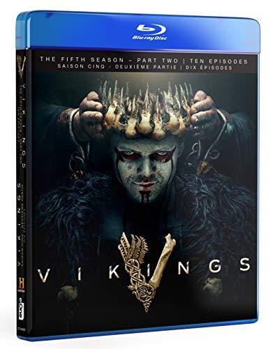 Vikings: Season 5 - Part 2 [Blu-ray] [Bilingual]