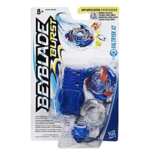 Hasbro Beyblade Burst B9487ES0 - Starter Pack Valtryek V2, Kreisel Test