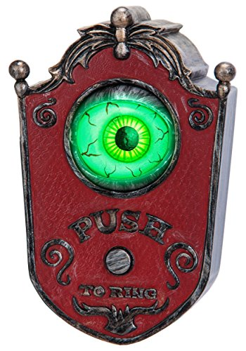 ball Doorbell - Haunted House Halloween Party Prop by Gemmy (Gemmy Halloween)