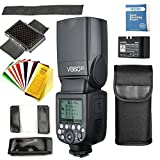 Godox V860II-F Flash Speedlite con Incorporado 2.4G con TTL Flash Automático para Fuji DSLR Cámaras X-Pro2/X-T20/X-T2/X-T1/X-Pro1/X-T10/X-E1/X-A3/X100F/X100T (V860II-F)