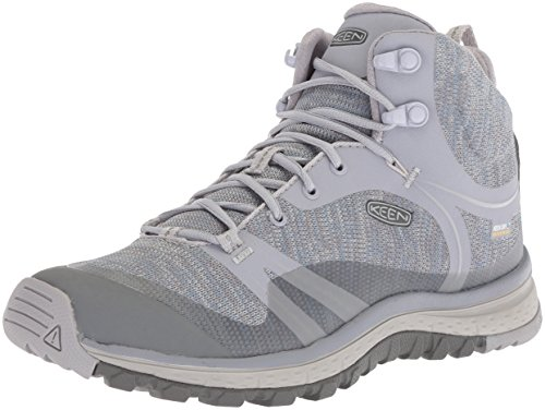 Keen Terradora Waterproof Mid, Zapatos de High Rise Senderismo para Mujer,  Gris (Dapple Grey Vapor 0), 37.5 EU c7120edf6d