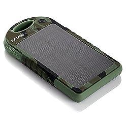 Plus Grand Le package Solaire Giant+ est une capacité de 12000mAh de batterie et il peux réserver 5 fois de énergie de smartphone. Votre appareil sera jamais éteint.   Centrale électrique Le Soleil Géant + est une centrale électrique aucun doute à ce...