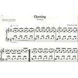 Philip Glass: Opening Piece From Glassworks. Für Klavier