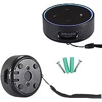 Maxbuy supporto guardia Holder custodia protettiva per Amazon Echo DOT, supporto da parete per Amazon Echo DOT (Fits Echo DOT 2nd generation Only)