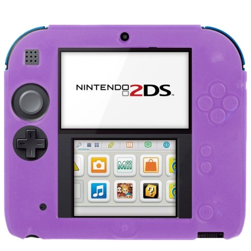 pure-color-ultra-thin-silicone-case-custodia-per-nintendo-2ds-purple