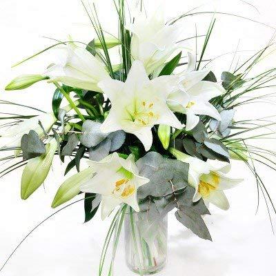 Blumenstrauß Lilien – Frische Blumen – Geschenkidee