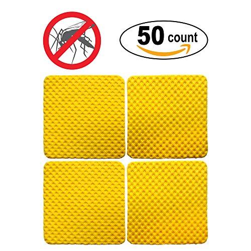 Exquizite Mückenschutz Patch - alle natürlichen ungiftigen DEET-freie Citronella
