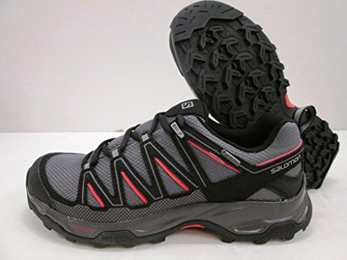 Salomon Chaussures Outdoor randonnée Salomon wentw Ood GTX? W BISTRO GREEN/CLASSIC GREEN/LIME GRE