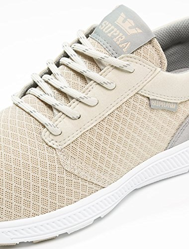 Supra HAMMER RUN Unisex-Erwachsene Sneaker - grau
