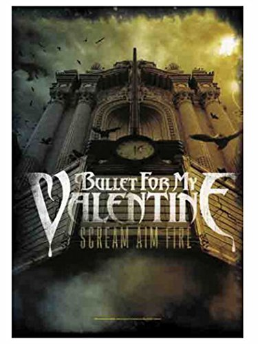 Bullet For My Valentine Poster Bandiera