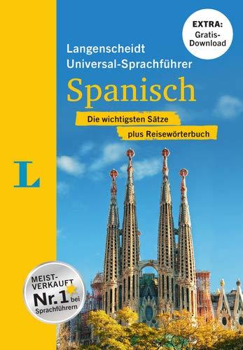 """Langenscheidt Universal-Sprachführer Spanisch - Buch inklusive E-Book zum Thema """"Essen & Trinken"""""""