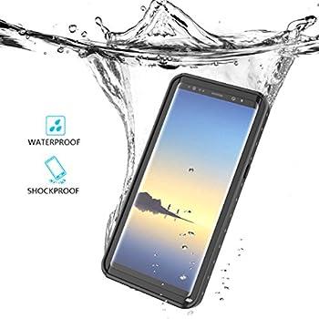 Kompatibel für Samsung Galaxy Note 8 Case Wasserdichte