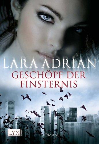 Buchseite und Rezensionen zu 'Geschöpf der Finsternis' von Lara Adrian