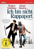 Ich bin nicht Rappaport (I´m Not Rappaport) / Brilliante Tragikomödie mit Starbesetzung (Pidax Film-Klassiker)