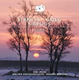 Songs By Strauss Grieg & Sibelius [Import allemand]
