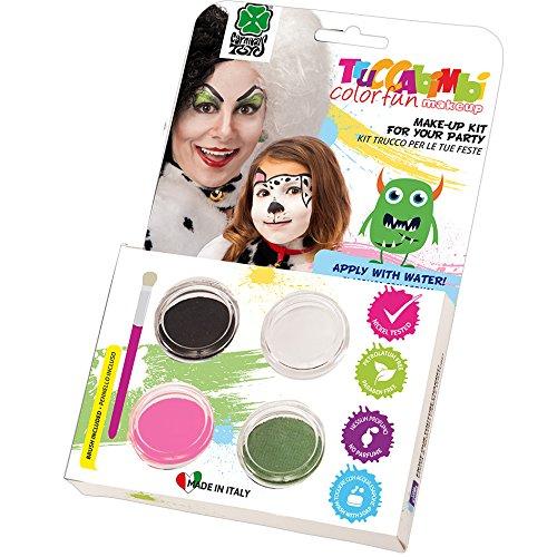Carnival Toys 7388 - Make Up Set Dalmatiner (Up Dalmatiner Make Halloween)
