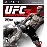THQ UFC Undisputed 3 - PS3 - Juego (PlayStation 3, Deportes, T (Teen))