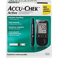 Accu-Chek Active Kit Blutzuckermessgerät 1 Stück preisvergleich bei billige-tabletten.eu