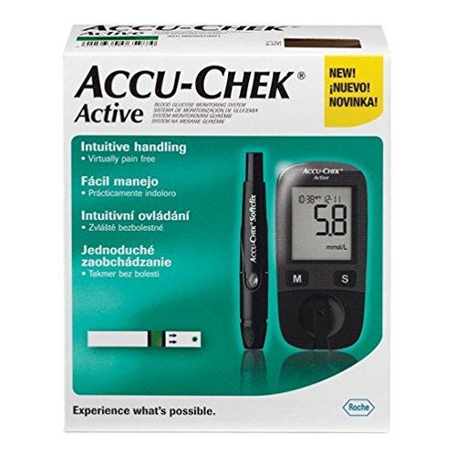 Accu-Chek Active Kit Blutzuckermessgerät 1