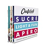 Le Coffret Chefclub - Sucre, Light & Fun, Apero
