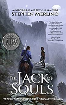 The Jack of Souls (The Unseen Moon Book 1) by [Merlino, Stephen]