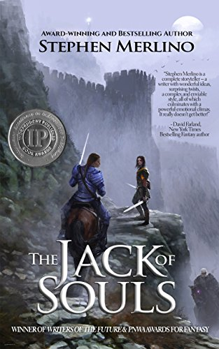 The Jack of Souls (The Unseen Moon Book 1) (English Edition)
