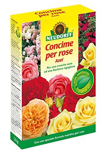 AZET engrais pour roses 2,5 kg
