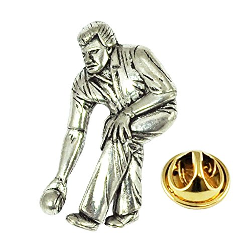 lawn-bowls-player-bowling-pewter-lapel-pin-badge