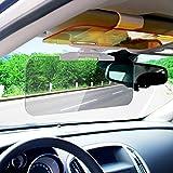 Auto Sonnenschutz Sichtschutz Tag und Nacht Fahren Sonnenblende