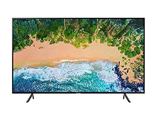 Samsung UE40NU7192 40' 4K Ultra HD Smart TV Wi-FI Black LED TV - LED TVs (101.6 cm (40'), 3840 x 2160 Pixels, LED, Smart TV, Wi-FI,...