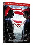 Batman V Superman : L'aube De La Justice (version longue) [Steelbook Edition - Blu-ray 3D + Blu-ray + DVD + Copie digitale] [SteelBook Ultimate Francia];Batman v Superman: Dawn of Justice