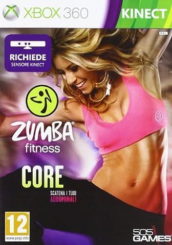 Zumba fitness core : scatena I tuoi addominali [import italien]