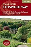 Front cover for the book The Cotswold Way: Two-Way National Trail Description (UK Long-Distance series) by Kev Reynolds