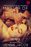 Master Of My Mind (The Doms Of Genesis Book 3)