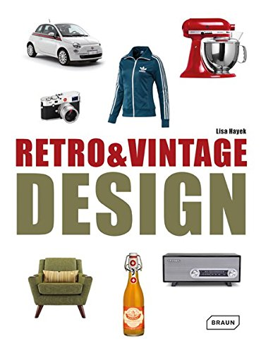 Retro & Vintage Design par Lisa Hayek