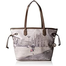 Amazon.it  YNOT Borsa Shopping grande 62925cd73fa