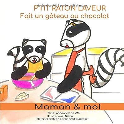 P'TIT RATON-LAVEUR FAIT UN GÂTEAU AU CHOCOLAT