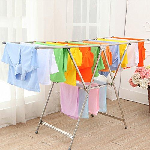 Trockengestelle, Trockenboden faltende Sonnenquilts, Balkon Kleiderstange, Wäscheständer für Kinder
