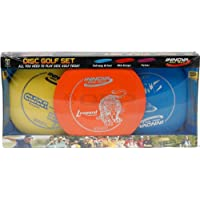 Innova DX Golf disco: Starter Pack de 3 discos