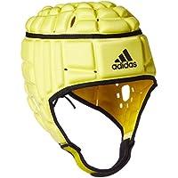 Adidas Rugby Headguard–Protector de Cabeza, para Hombre, Hombre, Color Byello/Black/Black, tamaño Extra-Large